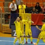 Kazahstan - România 1-3, futsal (Sursa foto: frf.ro)