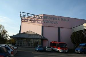 Městská hala Vodova din Brno (Sursa foto: wikipedia)