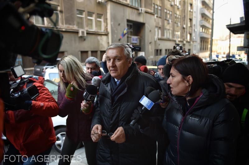 Medicul Mircea Beuran va fi prezentat Tribunalului Bucureşti cu propunerea de arestare preventivă pentru 30 de zile agerpres_13381227