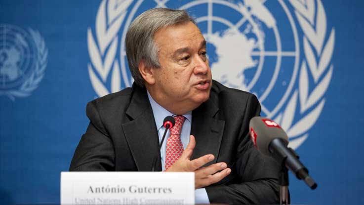 ONU, António Guterres