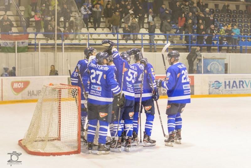 Sursa foto: facebook.com - Csíkszeredai Sportklub
