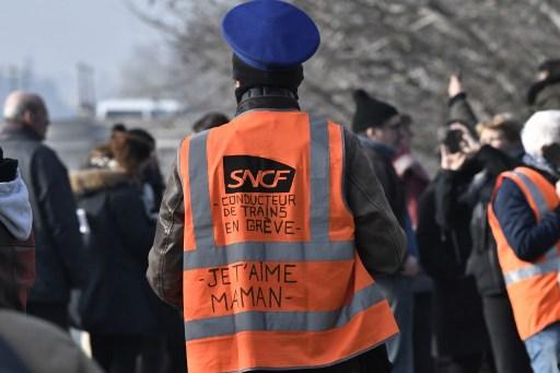 Foto: STEPHANE DE SAKUTIN / AFP