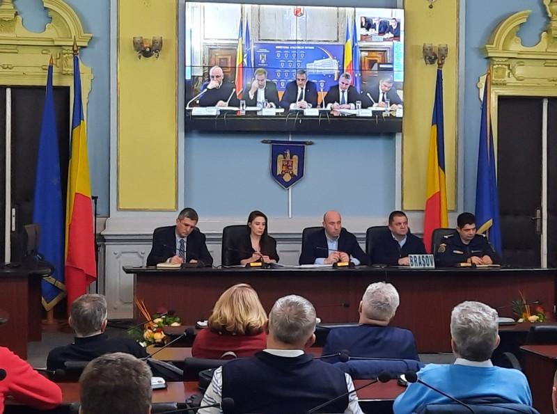 Foto: Instituția Prefectului Județul Brașov