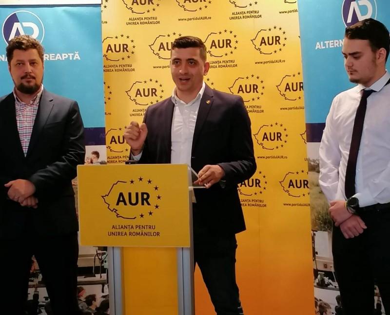 Foto: Alianța pentru Unirea Românilor