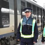 tren politia