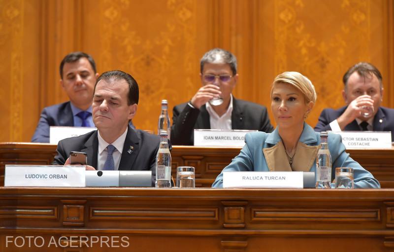 vot motiune de cenzura Guvern Orban agerpres_13467851
