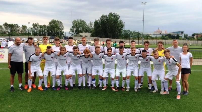 AFK Csíkszereda, fotbal U 19 (Sursa fotofkcsíkszereda.ro)