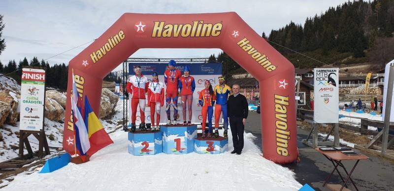 CE winter triathlon - Cheile Grădiștei (Silviu Nicolescu -prora,ro).