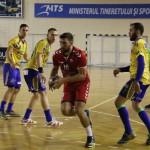 CNE Sighișoara - CS Universitatea Cluj, handbal masculin (Sursa foto: u-cluj.ro)