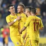 România, fotbal U-21, Pașcanu, Pușcaș, Hagi & Cicâldău (Sursa foto: frf.ro)
