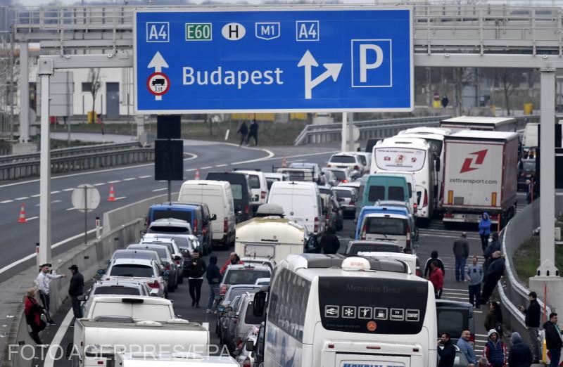 Austrian-Hungarian border