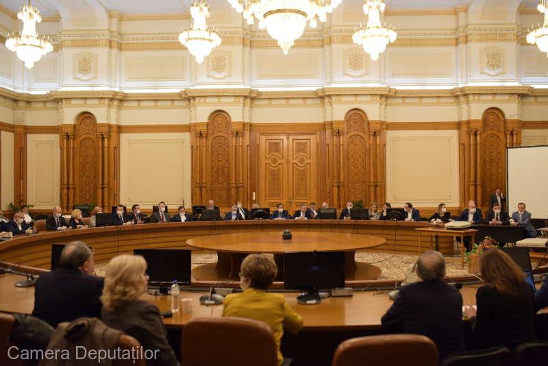 Foto: Camera Deputatilor.