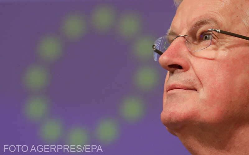 EU - UK Brexit Negotiations in Brussels