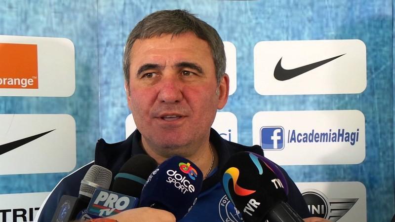Gheorghe Hagi, FC Viitorul Constanța (yo