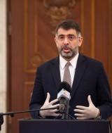Președintele interimar al Senatului, Robert Cazanciuc (Sursa foto: senat.ro