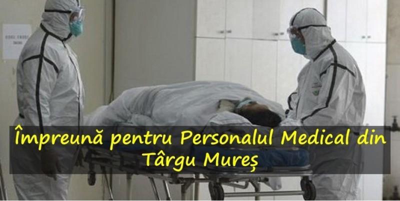 Impreuna pentru Personalul Medical din Targu Mures