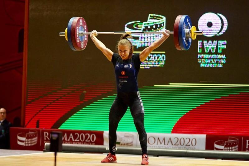Federatia Romana de Haltere - Romanian Weightlifting Federation/facebook