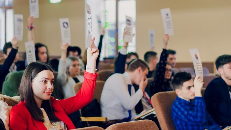 Foto: Consiliul Național al Elevilor