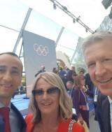 Foto: Comitetul Olimpic si Sportiv Roman/facebook