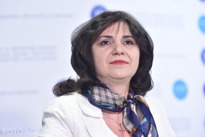 Monica-Anisie-ministrul-Învățământului