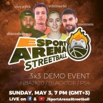Sursa foto: facebook.com-Sport-Arena-Streetball