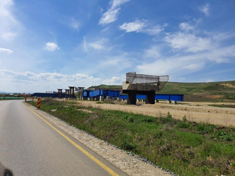 Foto: Compania Națională de Administrare a Infrastructurii Rutiere CNAIR S.A