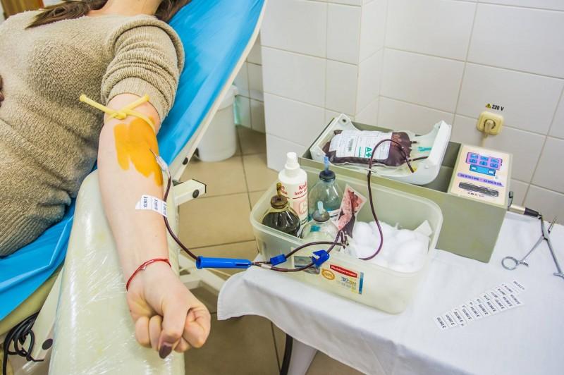 Foto: Centrul Regional de Transfuzie Sanguina Targu Mures