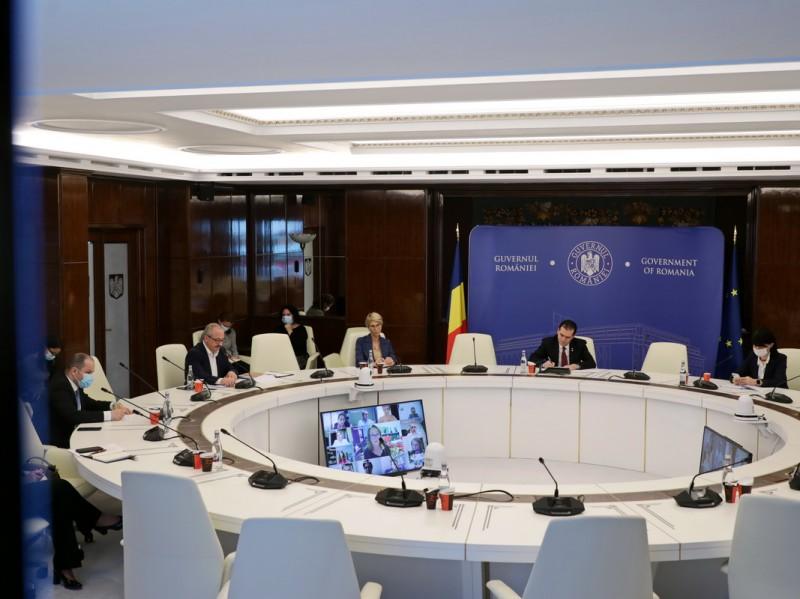 Foto: Guvernul României