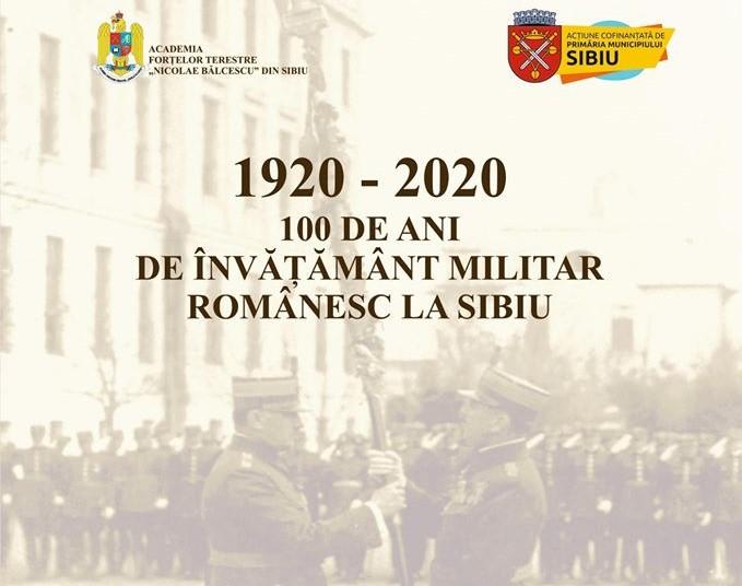 Sursa foto: www.facebook.com/Academia-Forțelor-Terestre-Nicolae-Bălcescu-Sibiu