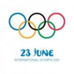 23 iunie - Ziua Mondială Olimpică (twit