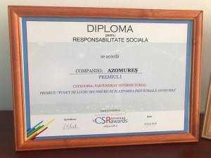Sursa foto: comunicat Azomureș