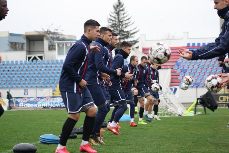 Foto: Fotbal Club Botoșani/facebook