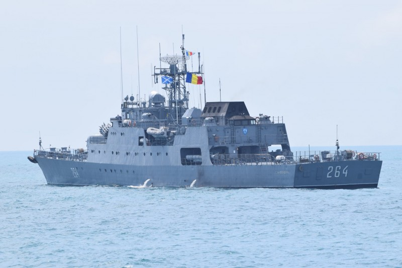 Foto: Forțele Navale Române