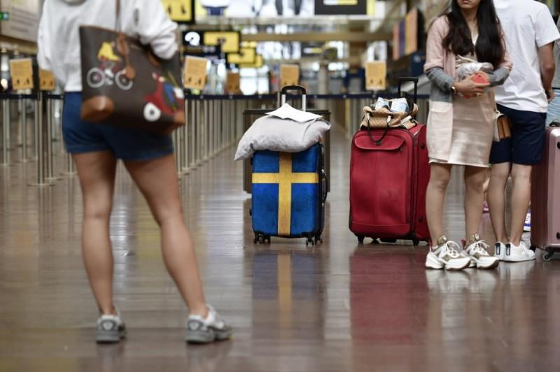 Foto: Stina STJERNKVIST / TT News Agency / AFP