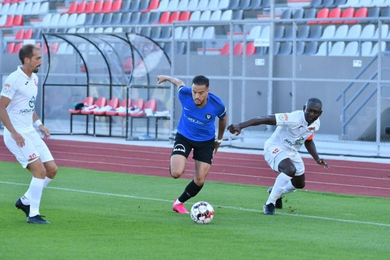 AFC Hermannstadt – FC Viitorul Constanţa 2-0 (Sursa foto: fcviitorul.ro)