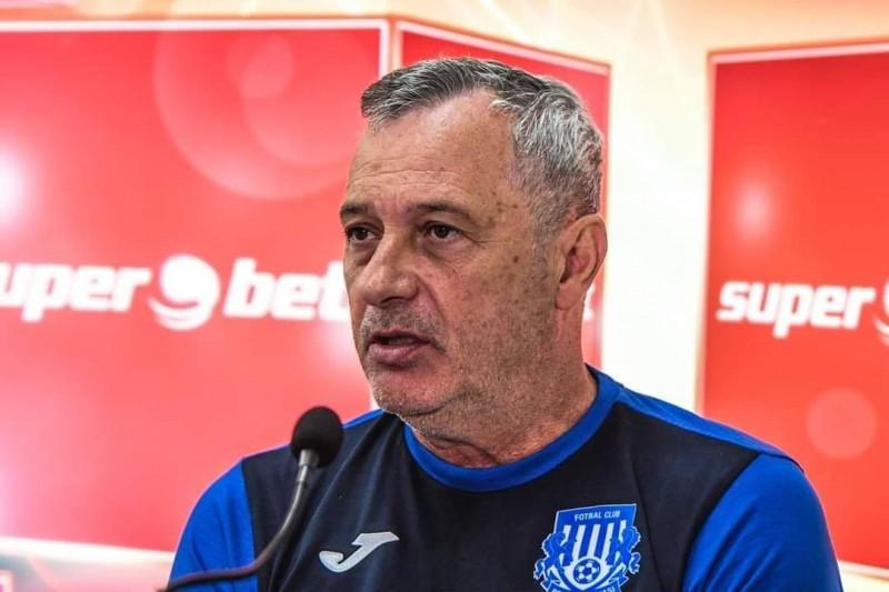 Mircea Rednic (Sursa foto: facebook.com - FC Politehnica Iasi)
