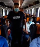 control tren masca