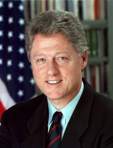 19 august 1946 - Bill Clinton, președinte american (Bob McNeely - The White House, by ro.wikipedia.org)