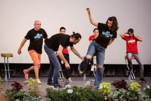 Campionatul de improvizatie Foto Cristina Ganj