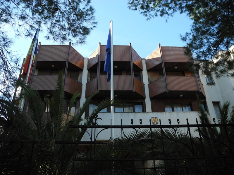 Sursa foto: facebook.com/ambasada.atena