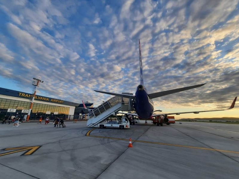 Foto: Aeroportul Transilvania