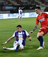 FCSB - FC Argeș 3-0, Dennis Man (Sursa foto: fcsb.ro)