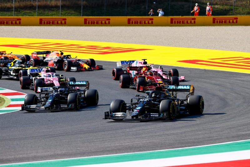 Formula 1, GP Toscana (Darshan Chokhani -
