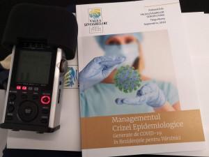 Ghid Managementul crizei epidemiologice generate de COVID-19 în Rezidențele pentru Vârstnici