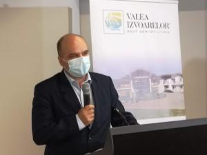 Iuliu Moldovan, DSP Mures (Foto: Radio Tg.Mures/Cristina Bulbescu)