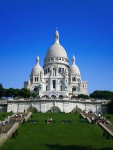 16 octombrie 1919 - Sfințirea Bazilicii Sacré-Cœur din Paris, contruită între 1875-1914 (Tonchino, by upload.wikimedia.org)
