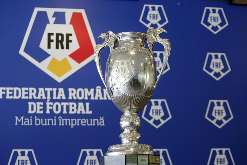 Cupa României la fotbal - trofeul (Sursa foto: frf.ro)