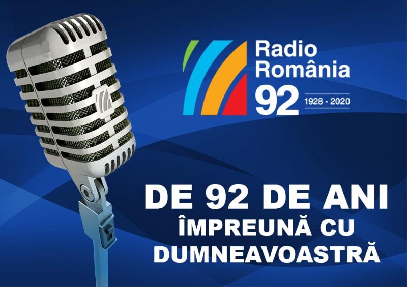 Radio Romania 92 de ani