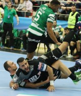 Dinamo București – Sporting CP Lisabona, handbal masculin (Sursa foto: facebook.com - Dinamo București Handbal Club)