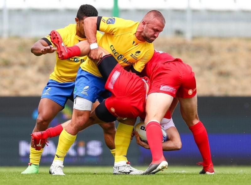 România, rugby (Rafal Gaglewski, facebook.com - Rugby Europe)